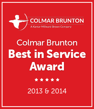 Colmar Brunton Best in Service: 2013 and 2014