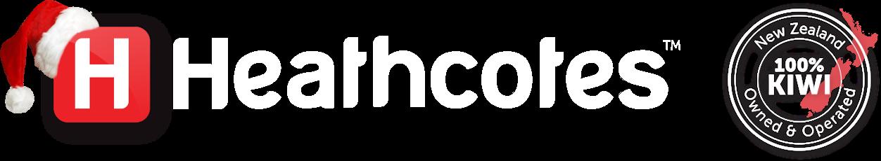 Heathcotes logo