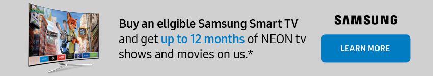 Samsung Neon Promo