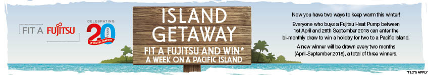 Fujitsu Island Promotion