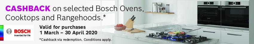 Bosch March Promo