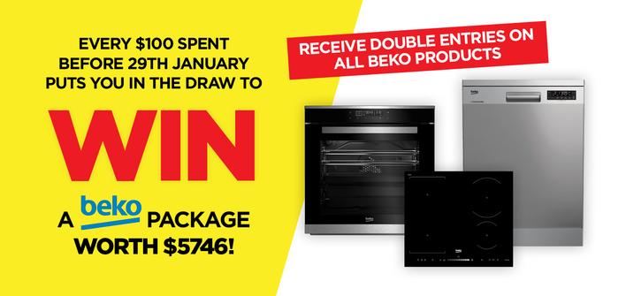 Beko Prize Pack