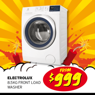 Dynamite Deals - Electrlux Washer