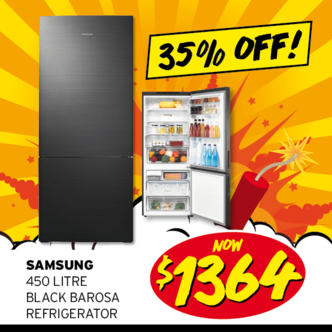 Dynamite Deals - Samsung Fridge
