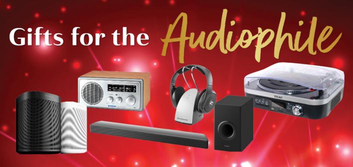 Greatest Gift Ideas - Audio