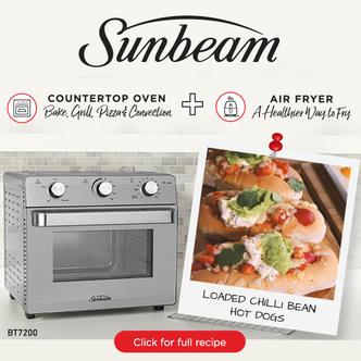 Sunbeam Multi Function Oven + Air Fryer