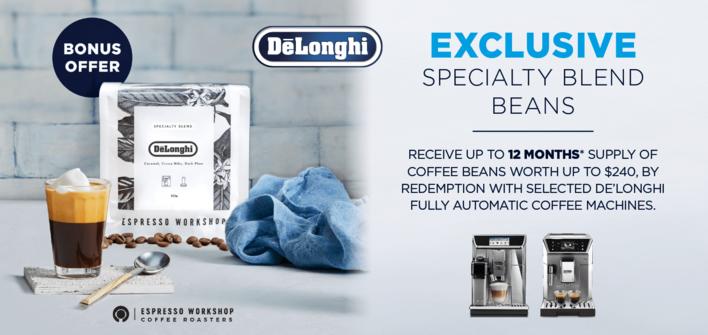 DeLonghi Promo