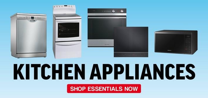 Essentials - Kitchen Appliances