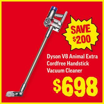 Price Smash - Dyson V8