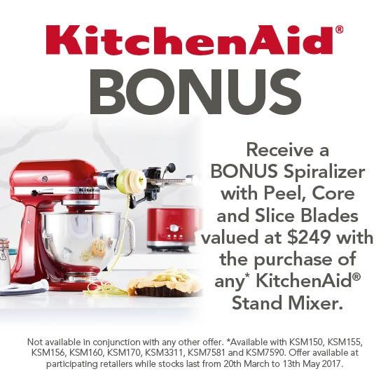 KitchenAid Bonus Spiralizer