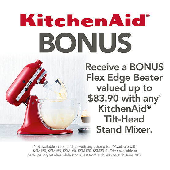 KitchenAid Bonus