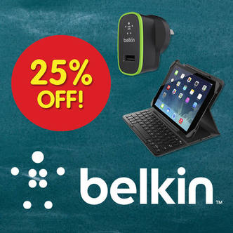 Back to school - Belkin