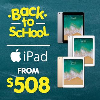 Back to school - iPad