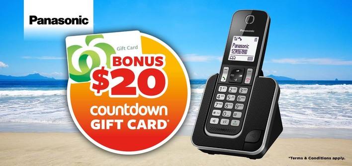 Panasonic Phone Promotion