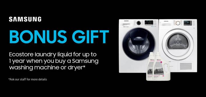 Samsung Bonus Gift