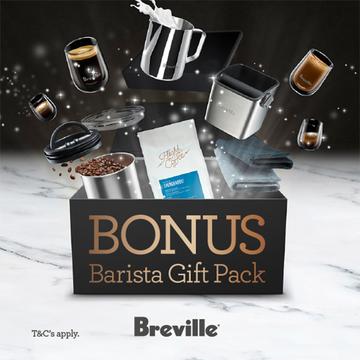 Breville barista pack 600