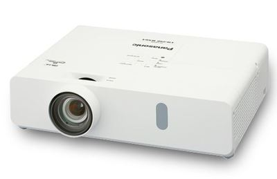 Panasonic PT-VW355N LCD Projector - White