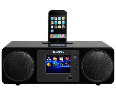 Sangean Internet/FM/DAB Stereo Radio