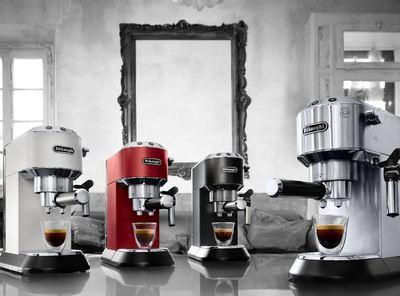 Delonghi dedica pump espresso maker ec685bk 4