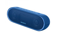 Sony Portable Wireless Bluetooth Speaker - Blue (Display)
