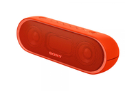 Sony Portable Wireless Bluetooth Speaker - Red