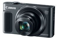 Canon Powershot SX620HS Black (Ex-Display Model Only)