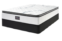 Sleepmaker Plush Ashley Base & Mattress - Double