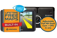 Navman Drive Duo - Dashcam + GPS