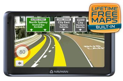 Navman MY670LMT GPS (Display)