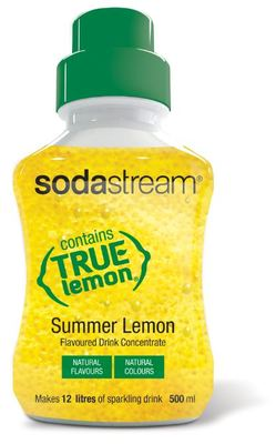 SodaStream Summer Lemon 500ml Soda Mix