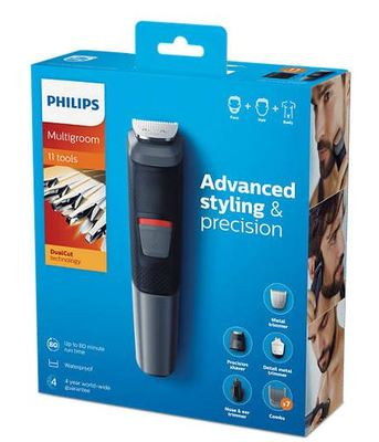 Philips multigroom 11 in 1 trimmer mg5730 15 5