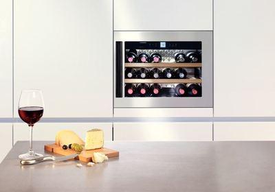 Liebherr 18 bottle built in wine cabinet wkees553 4