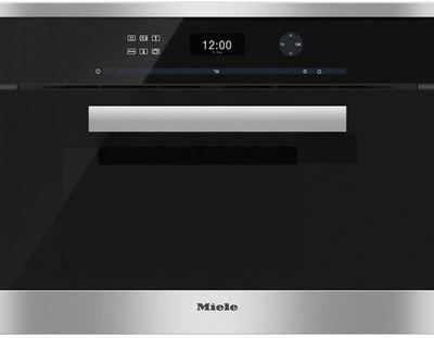 Miele Built-in Steam Oven - CleanSteel