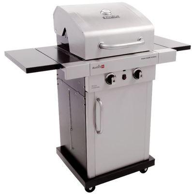 Char broil professional 2 burner grill 463675016