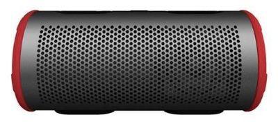 BRAVEN Stryde Waterproof 360 Bluetooth Speaker Grey/Red