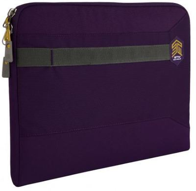 STM 13in Summary Laptop Sleeve Royal Purple