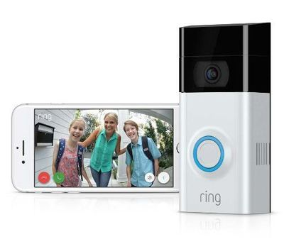 Ring video door bell 2 8vr1s7 0au0 3
