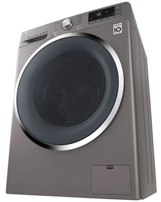 Lg 9kg front load washing machine wd1409nce 2