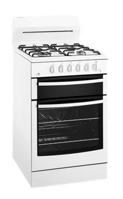 Westinghouse 54cm Freestanding Cooker White