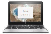 HP 11.6in Chromebook Black/Silver