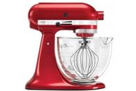 KitchenAid Stand Mixer Candy Apple Red