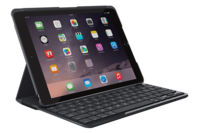 Logitech Slim Folio Case with Integrated Bluetooth Keyboard