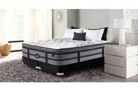 Beautyrest Connoisseur Queen Plush Mattress & Base