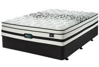 Beautyrest Panama Queen Plush Mattress & Base
