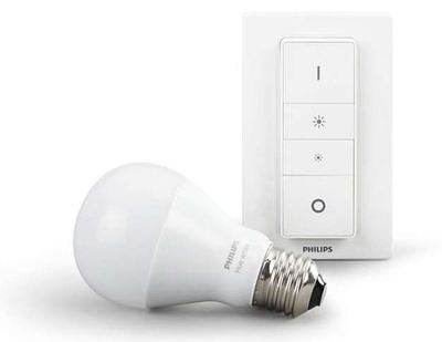Philips hue white wireless dimming kit e27 hue137011 2