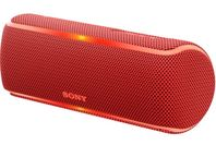 Sony Portable Wireless BLUETOOTH Speaker (Red)