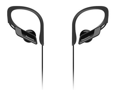 Rp bts10e k panasonic bluetooth sport earphones black 2