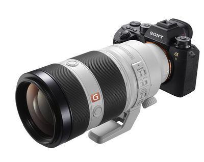 Sony sel100400gm lens 4
