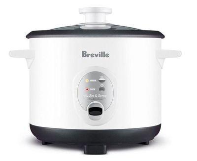 Breville the Set & Serve Rice Cooker