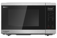 Sharp 1200W Stainless Steel 34L Inverter Microwave